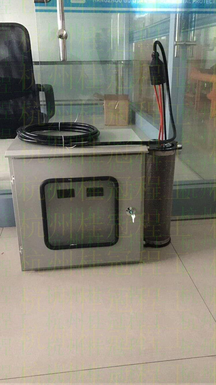 冷却塔循环水在线吸垢器