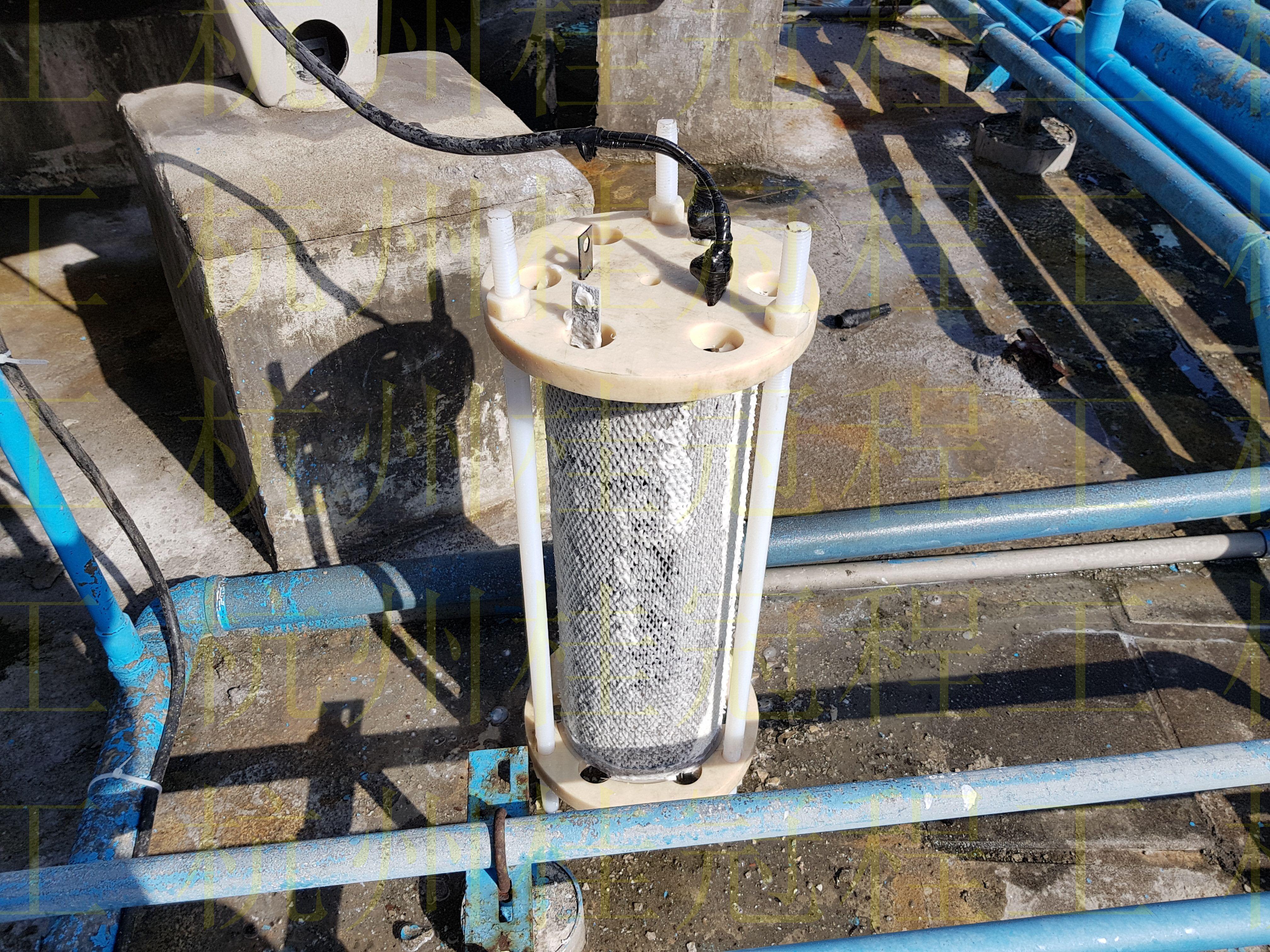 冷却塔在线吸垢器