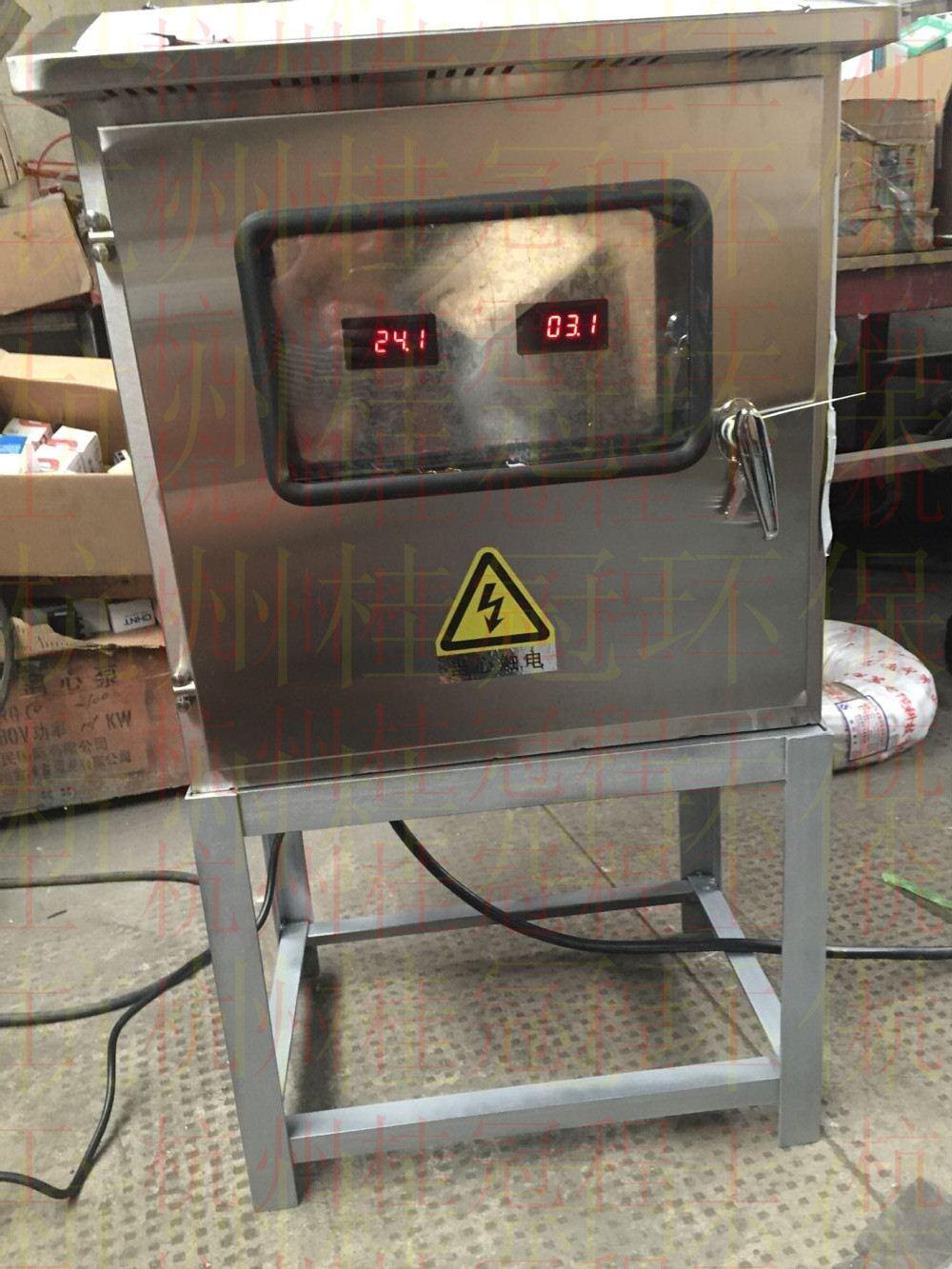 冷却塔吸垢除垢机