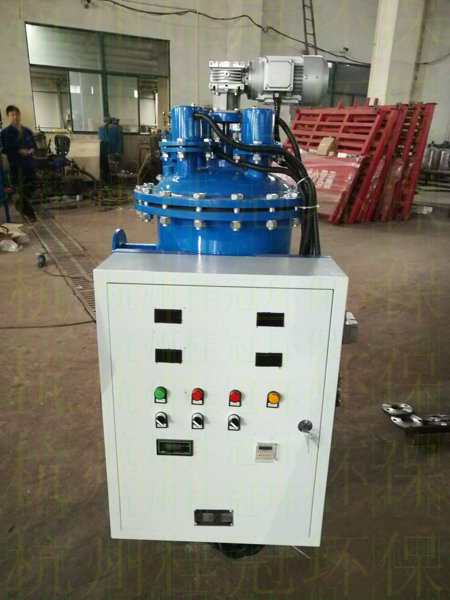 蒸发冷却水电解水处理器